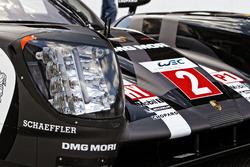 Porsche Team Porsche 919 Hybrid, new LED headlights