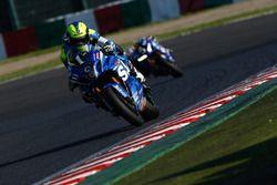 #1 Suzuki Endurance Racing Team, SERT : Vincent Philippe, Anthony Delhalle, Etienne Masson