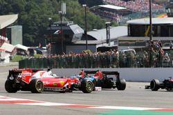 Dreher: Sebastian Vettel, Ferrari SF16-H
