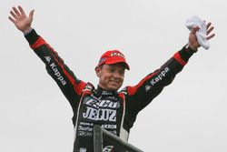 Ganador de la carrera Guillermo Ortelli, JP Racing Chevrolet