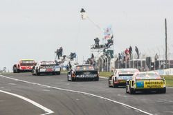 Mariano Altuna, Altuna Competicion Chevrolet, Sergio Alaux, Coiro Dole Racing Chevrolet, Mauricio La