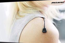 Sensore biomedicale McLaren