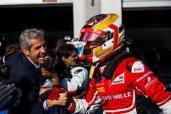 Ganador Charles Leclerc, ART Grand Prix