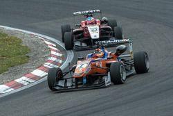 Mikkel Jensen, kfzteile24 Mücke Motorsport Dallara F312 - Mercedes-Benz
