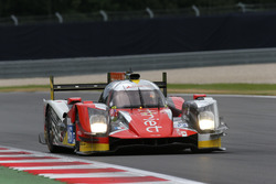 #46 Thiriet by TDS Racing Oreca 05 - Nissan: Mathias Beche