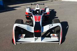 Машина команды Mahindra Racing на сезон 2017