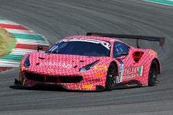 Ferrai 488 GT3 #38, Romanielli-Mancinelli, Easy Race