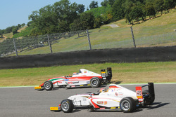 Juan Manuel Correa, Prema Powerteam, nach dem Zwischenfall mit Mick Schumacher, Prema Powerteam