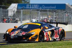#37 Darrell Lea McLaren 650S GT3: Klark Quinn