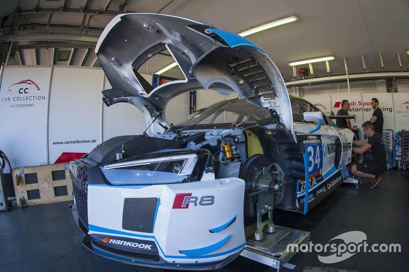 #34 Car Collection Motorsport, Audi R8 LMS