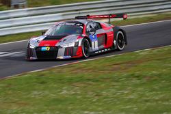 #1 Audi Sport Team WRT, Audi R8 LMS: Nico Müller, Pierre Kaffer