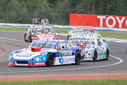 Christian Ledesma, Sprint Racing Chevrolet, Laureano Campanera, Donto Racing Chevrolet, Martin Serra