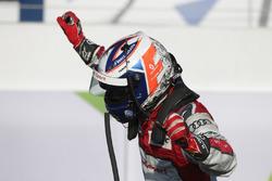Marcel Fassler, Audi Sport Team viert feest