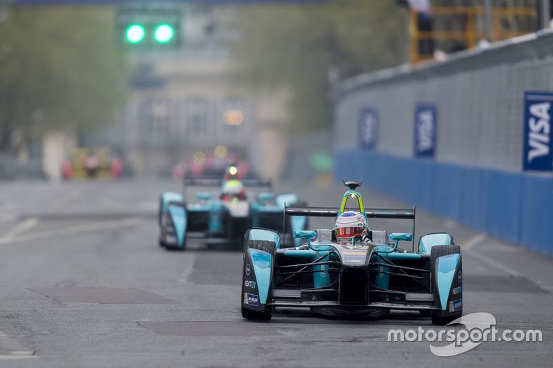 Nelson Piquet Jr., NEXTEV TCR Formula E Team y Oliver Turvey, NEXTEV TCR Formula E Team