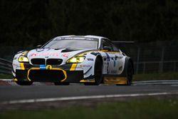 #22 ROWE Racing, BMW M6 GT3: Jörg Müller, Marco Wittmann, Jens Klingmann