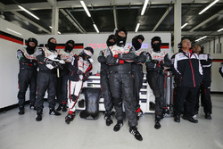 #5 Toyota Racing Toyota TS050 Hybrid team members