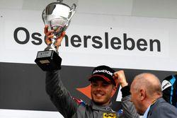 Podium: Benjamin Leuchter, Racing One VW Golf GTI TCR