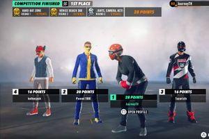 Trials Rising ekran görüntüsü