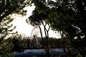 Riesenrad in Rom