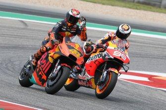 Pol Espargaro, Red Bull KTM Factory Racing, Jorge Lorenzo, Repsol Honda Team