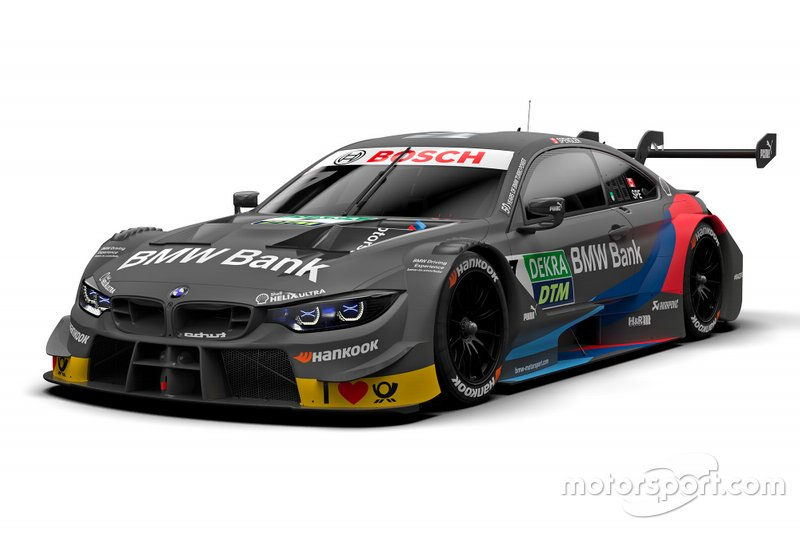Bruno Spengler, BMW M4 DTM Turbo