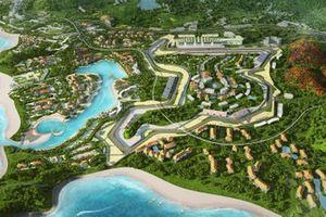 Endonezya Lombok pist görünüm