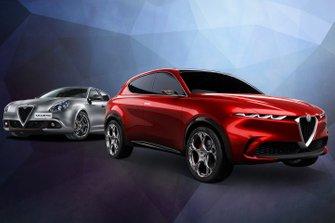 Alfa Romeo Giulietta e Tonale