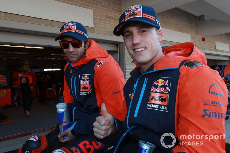 Johann Zarco, Red Bull KTM Factory Racing, Pol Espargaro, Red Bull KTM Factory Racing race