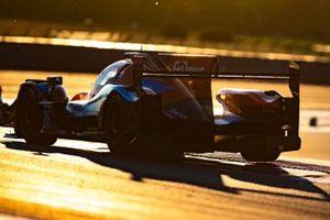 #26 G-Drive Racing Aurus 01 Gibson: Roman Rusinov, Job Van Uitert, Norman Nato