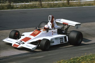 Alan Jones, Hill GH1-Ford