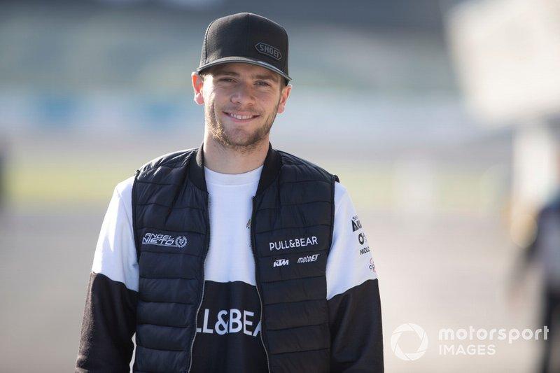 Jake Dixon, Angel Nieto Team