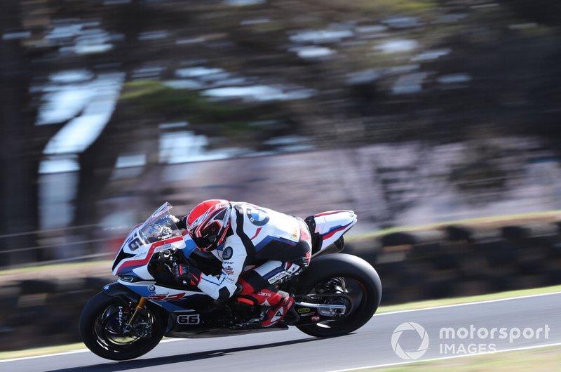 Том Сайкс, BMW Motorrad WorldSBK Team