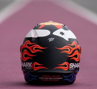 Jorge Lorenzo, Repsol Honda, nuovo casco 2019