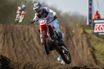 Calvin Vlaanderen, Honda MX2