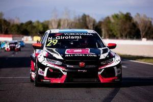 Nestor Girolami, Munnich Motorsport, Honda Civic TCR