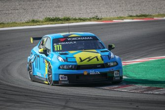 Andy Priaulx, Cyan Performance Lynk & Co 03 TCR