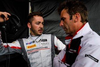 #911 Park Place Motorsports Porsche 911 GT3 R: Romain Dumas, Sven Müller