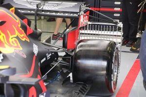 Red Bull Racing technisch detail