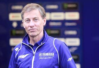 Lin Jarvis, Yamaha Factory Team