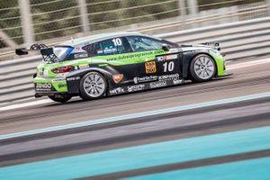 #10 Cupra TCR, Zengo Motorsport