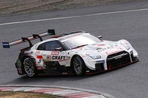 #3 B-Max Racing team Nissan GT-R: Frederic Makowiecki, Kohei Hirate