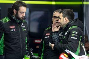 Equipo de Pere Riba, Jonathan Rea, Kawasaki Racing
