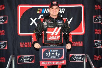 Pole Cole Custer, Stewart-Haas Racing, Ford Mustang
