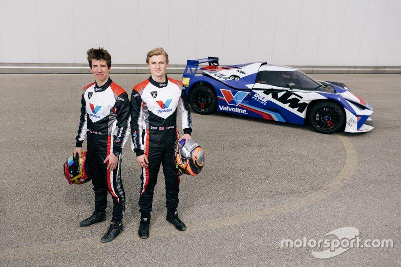 Mads Siljehaug, Phil Hill, Reiter-Engineering, KTM X-BOW GT4