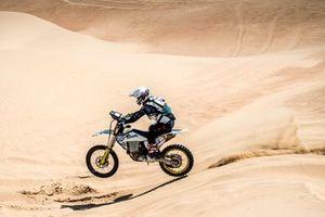 أرون مير، رالي دبي الصحراوي