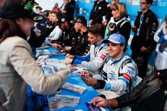 Felipe Massa, Venturi Formula E at the autograph session