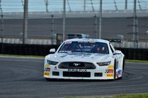 #11 TA2 Ford Mustang driven by Brian Swank of Stevens Miller Racing