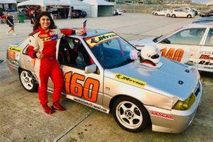 Sneha Sharma, DV Motorsport