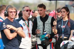 Shaun Muir, Markus Reiterberger, BMW Motorrad WorldSBK Team