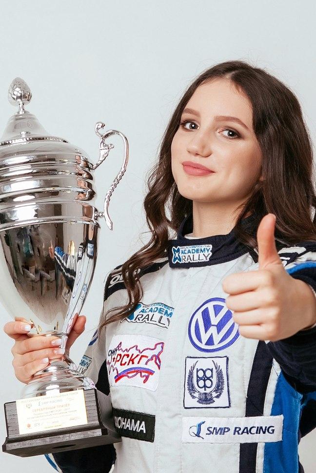 Ирина Сидоркова, российский новичок W Series